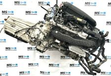 Mercedes Benz W205 S205 C63 S AMG Motor 510PS 177980 Engine 177 Komplett 2018