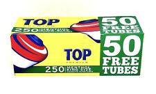 Top King Size Cigarette Filter Tubes Green Menthol box 250 Filter Tube New USA