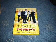 CSI: Miami Staffel 2.2