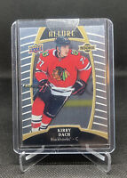 2019-20 KIRBY DACH UPPER DECK ALLURE ROOKIE CARD #89 Chicago Blackhawks RC