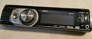 JVC KD-S37 FACEPLATE
