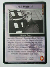 1999 Babylon 5 Ccg - Severed Dreams - Rare Card - Psi World