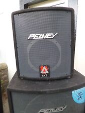 Pair of  HISYS 6XT PEAVEY speakers.