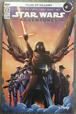 STAR WARS ADVENTURES #2 - Megan Levens Variant - IDW - NO RESERVE!!
