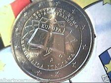 2 euro 2007 ITALIA Trattato Roma rome romische italie Italy Italien Италия ToR