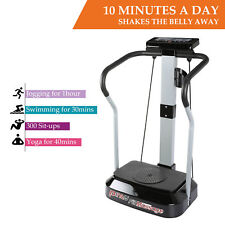 2000W Whole Body Vibration Machine Exercise Plate Platform Massager