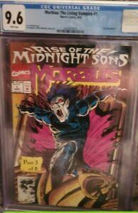 Morbius 1 cgc 9.6
