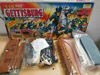 Authentic Gettysburg Action Figures and Playset 1995 BMC Toys Content Sealed