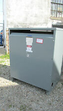 * Square D/Sorgel Insul Transformer 150 KVA, 480V 3Ph Cat# 150T3HFISNLP  OD-401