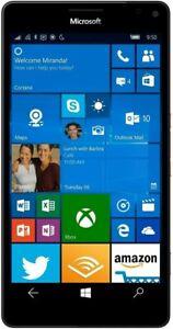 Nokia Lumia 900 - 16GB - Black (Unlocked) Smartphone (A00005541)