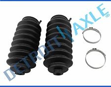 New (2) Rack and Pinion Tie Rod Boots & Bellows for 1996 - 2000 Honda Civic