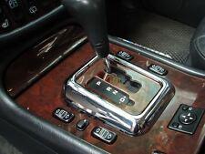 Chrome Gear shift shifter Surround Frame Fits 00-05 Mercedes Benz M Class W163