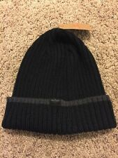 577cb15fd9c6 Men's Docker's Acrylic Black color One Size Winter Hat