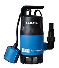 Güde Schmutzwasser Tauchpumpe GS 4002 P Pumpe  94630