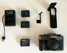 Fujifilm X-T30 26.1MP Mirrorless Camera - Charcoal Silver (Body)