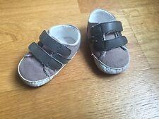 Petits Chaussons OBAIBI chaussures - NEUFS Bébé Naissance 1 / 2 mois MAGNIFIQUES