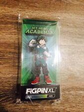MY HERO ACADEMIA DEKU IZUKU MIDORIYA (X25) Figpin XL Factory Sealed NEW