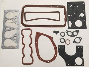 Engine Gasket Set for Willys Jeep Hurricane NEW- #509