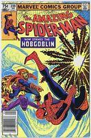 AMAZING SPIDER-MAN 239 CANADIAN PRICE VARIANT CPV 2nd Hobgoblin Romita 75 cent