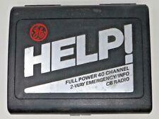 General Electric Help - Full Power 40 Channel 2-Way Emergency Cb Radio