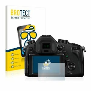 Panasonic Lumix DMC-FZ1000 , 2 x BROTECT® Matte Screen Protector, anti-glare