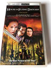 House of Flying Daggers (UMD, 2005, Universal Media Disc)