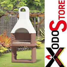 Barbecue Charcoal Tuscan Model Arezzo - Calling x Discount