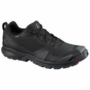 BNIB Salomon XA Collider GTX Men's Trail Running Shoes Black UK 8.5 Goretex