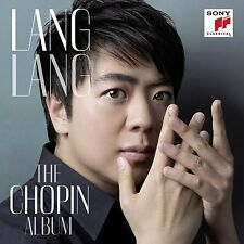 Lang Lang - The Chopin Album (Limited Deluxe Edition CD+DVD 2012) Hardback Cover
