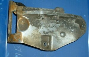 Mounting bracket # 1268276, from a 1984 BMW 733i, E23 car,