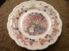 "Royal Doulton Brambly Hedge Autumn 8.25"" 20cm Plate"