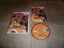JEU NINTENDO WII Pal VF: ONE PIECE UNLIMITED CRUISE 2 - Complet TBE