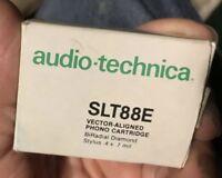 Audio Technics SLT88E Turntable Cartridge box w/instructions