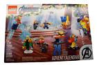 Lego Marvel The Avengers 2021 Advent Calendar - 76196 - New, Sealed