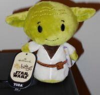 """Baby Yoda The Child 4"""" Stars Wars The Mandalorian Itty Bitty - Plush Stuffed Toy"""