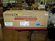 Nortek Global Hvac Mini-Split Indoor Wall Mount Unit Ghh12(3.5)Lsk4Dl New