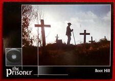 THE PRISONER, VOLUME 2 - Card #20 - Boot Hill - Factory Ent. 2010