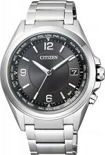 2016 NEW CITIZEN Watch ATTESA Eco-drive radio clock CB1070-56F Mens from japan