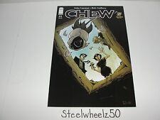 Chew #31 Comic Image 2013 John Layman Rob Guillory First Print Bad Apples Part 1