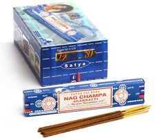Original Satya Nag Champa- Incense Sticks-15 Grams