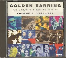 GOLDEN EARRING Complete SINGLE Collection 1975-1991 BOMBAY Weekend Love BABYLON