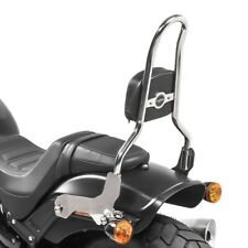 Sissy Bar CSL für Harley-Davidson Softail Fat Bob 114 18-20 Edelstahl