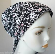 Cute Floral Chemo Cancer Hat Alopecia Hairloss Scarves Turban Headwrap Headcover