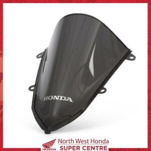 Genuine Honda CBR500R Smoked Tinted Screen Windscreen Windshield 2019 - 2020