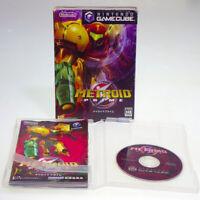 METROID PRIME Nintendo GC Game Cube Japan Import NTSC-J Complete Boxed