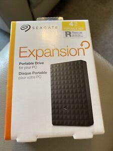 Seagate Expansion STEA4000400 4TB USB 3.0 Portable External Hard Drive