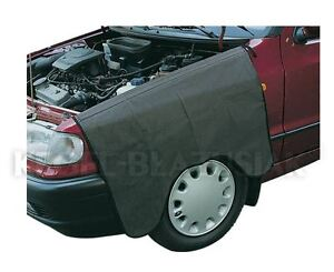 2 x Atos Front Wing Quality Magnetic Bodywork Cover Car Scratch Protector
