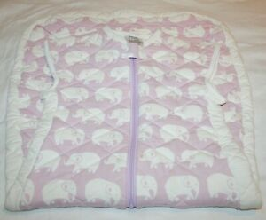 Woomie Ultimate Sleep Sack Bag Thick Quilted Winter Weight 9-24m 20-40lbs