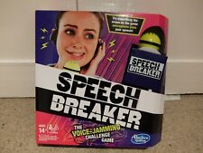 Hasbro Speech Breaker Game.  BNIB