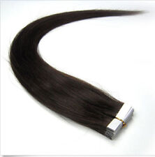 7A 30G Tape In 100% Remy Human Hair Extensions Brazilian Real Thick